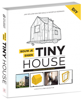 Boek bouw je eigen tiny house