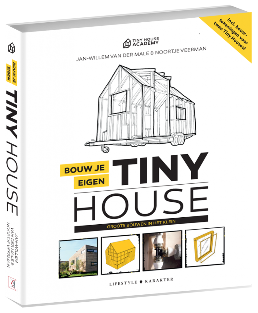 Bouw je eigen tiny house - groots bouwen in het klein